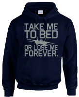 TAKE ME TO BED HOODIE - INSPIRED BY TOP GUN TOM CRUISE